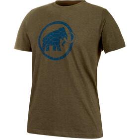 Mammut Trovat T-Shirt Men olive melange